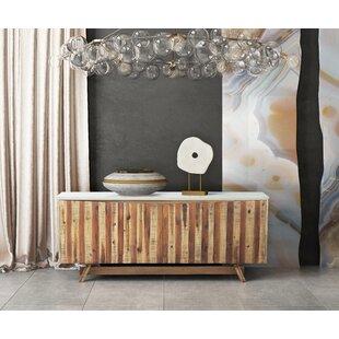 Dusek Concrete Buffet by Brayden Studio