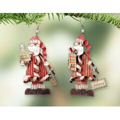 Christmas Presents Christmas Ornaments You Ll Love In 2021 Wayfair