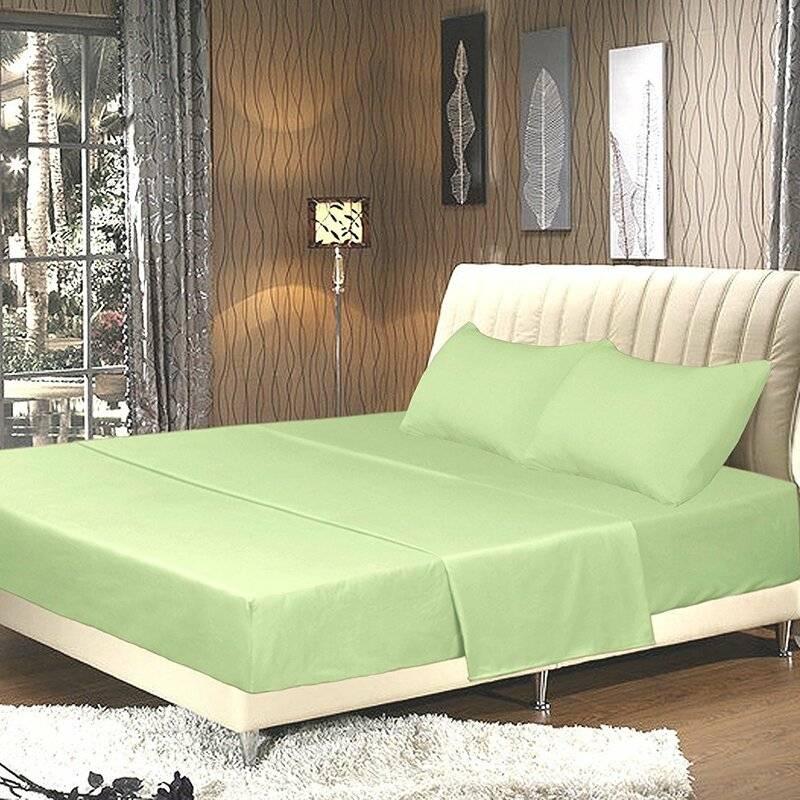 Galan Bed Sheet Set