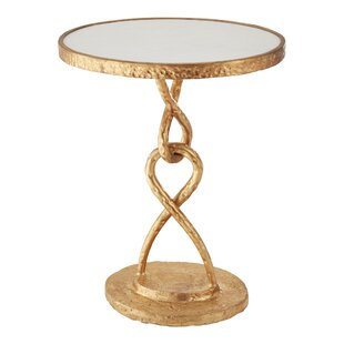 Loop De Loop End Table by Global Views Savings