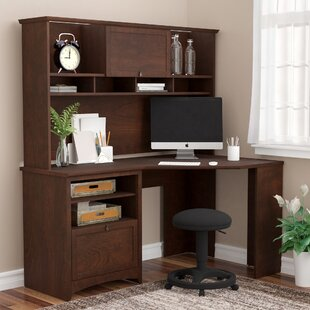 Fralick Executive Desk with Hutch