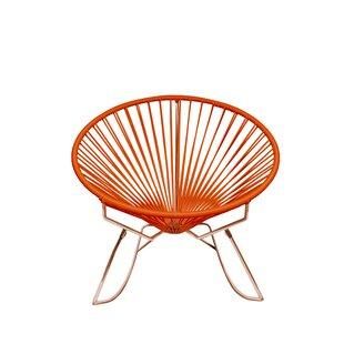 Ivy Bronx Friar Rocking Chair