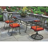 Merlyn 7 Piece Patio Dining Set with Cushions