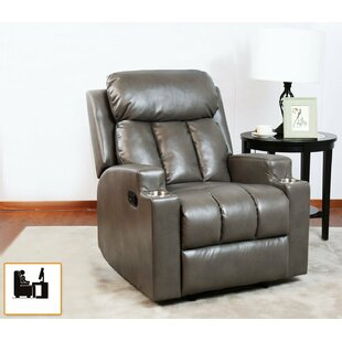 Lakey Manual Glider Recliner