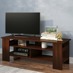Reviews Natalie TV Stand for TVs up to 42 by Zipcode Design Reviews (2019) & Buyer's Guide