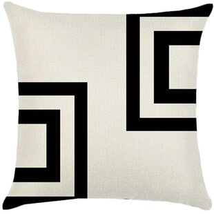 Lesperance Delaware Cotton Blend Pillow Cover (Set of 2)