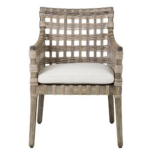 Galaz Dining Chair by Highland Dunes