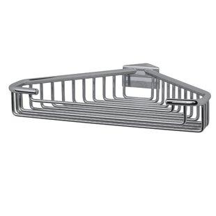 Valsan Essentials Detachable Corner Wire Soap Dish