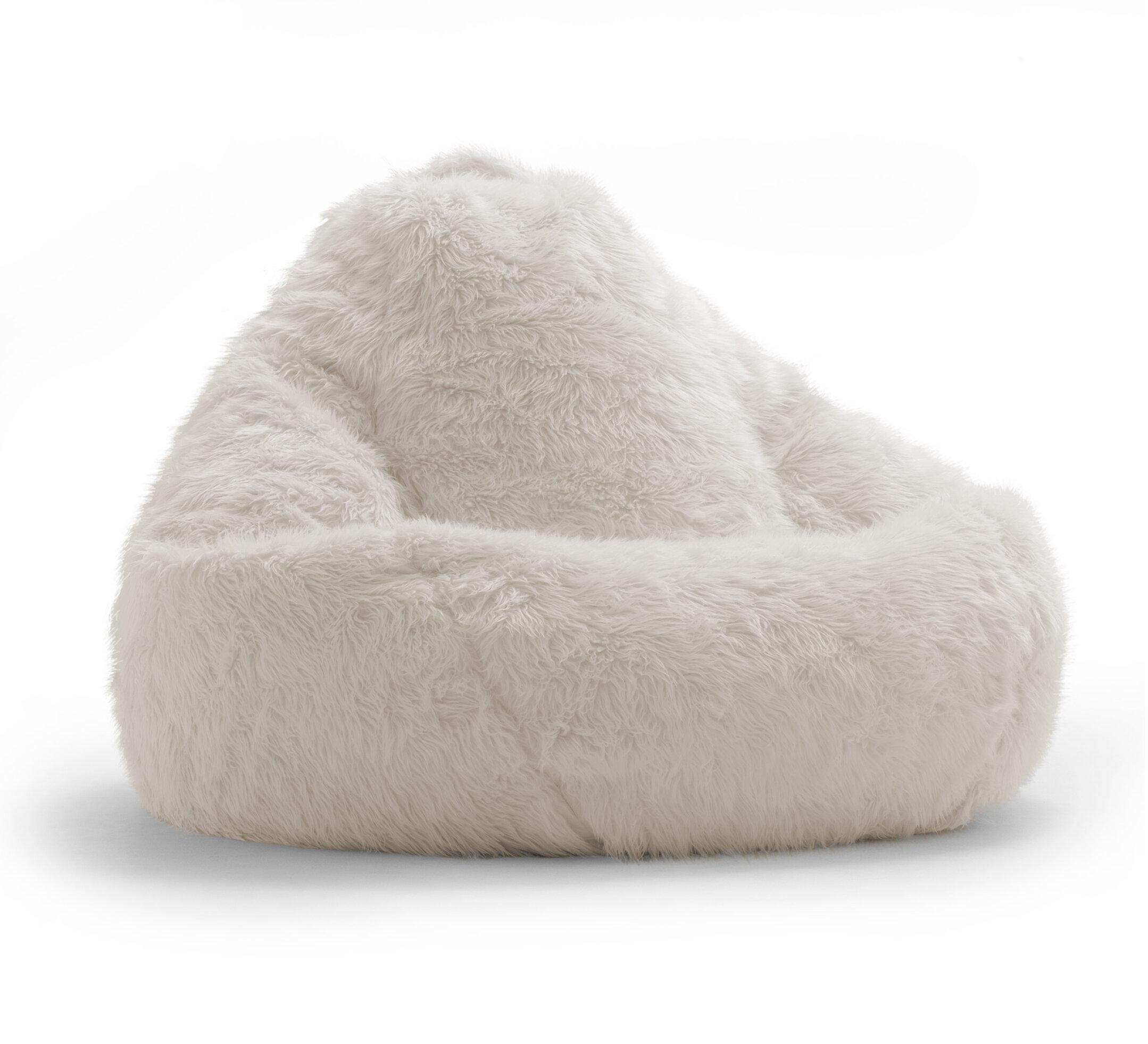 Picture of: Comfort Research Big Joe Large Bean Bag Chair Lounger Reviews Wayfair