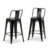 Sturges Bar & Counter Stool (Set of 2) by Williston Forge