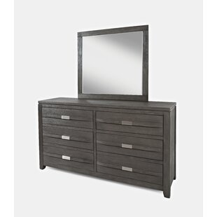 Berea 6 Drawer Dresser