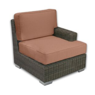Patio Heaven Palisades Right Arm Facing Chair