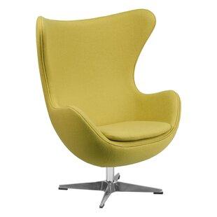 Corrigan Studio Colchester Swivel Balloon Chair