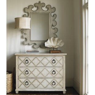 Oyster Bay 3 Drawer Dresser with Mirror by Lexington