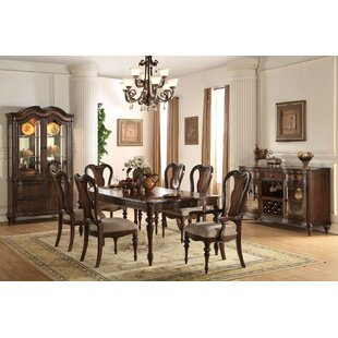 Astoria Grand Sheron Wooden Dining Table