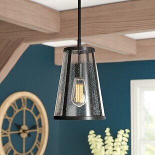 Bethel 1-Light Cone Pendant
