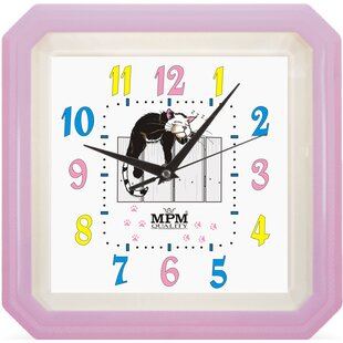 Feller Wall Clock by Metro Lane