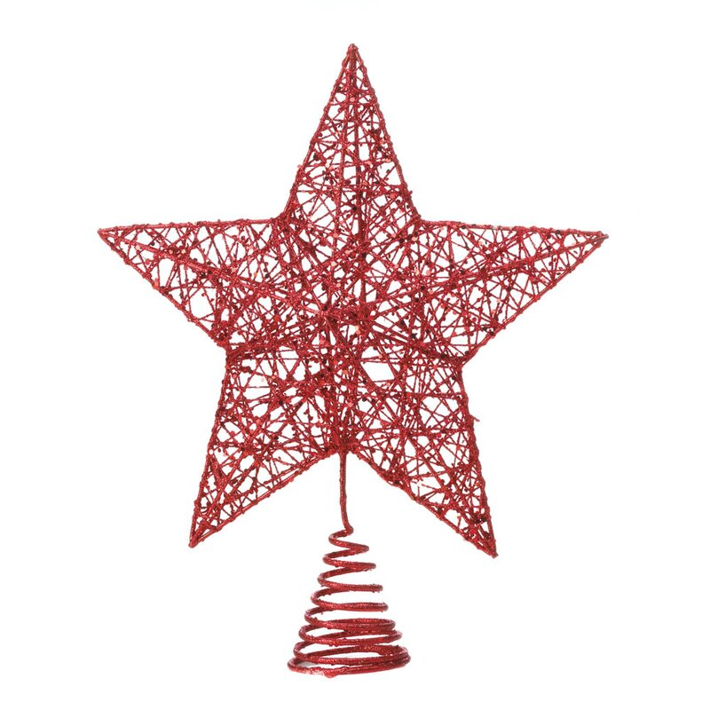 8126dc23838 The Holiday Aisle Star Tree Topper   Reviews