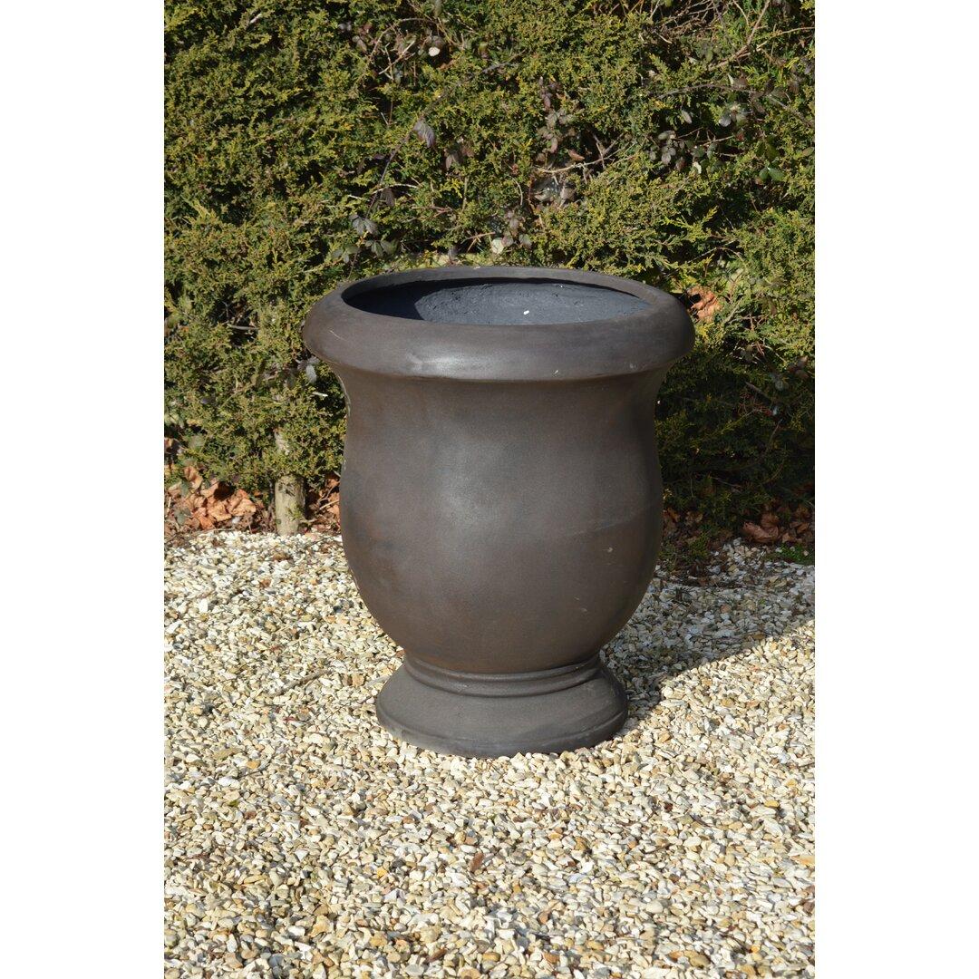 Holly Concrete Urn Planter