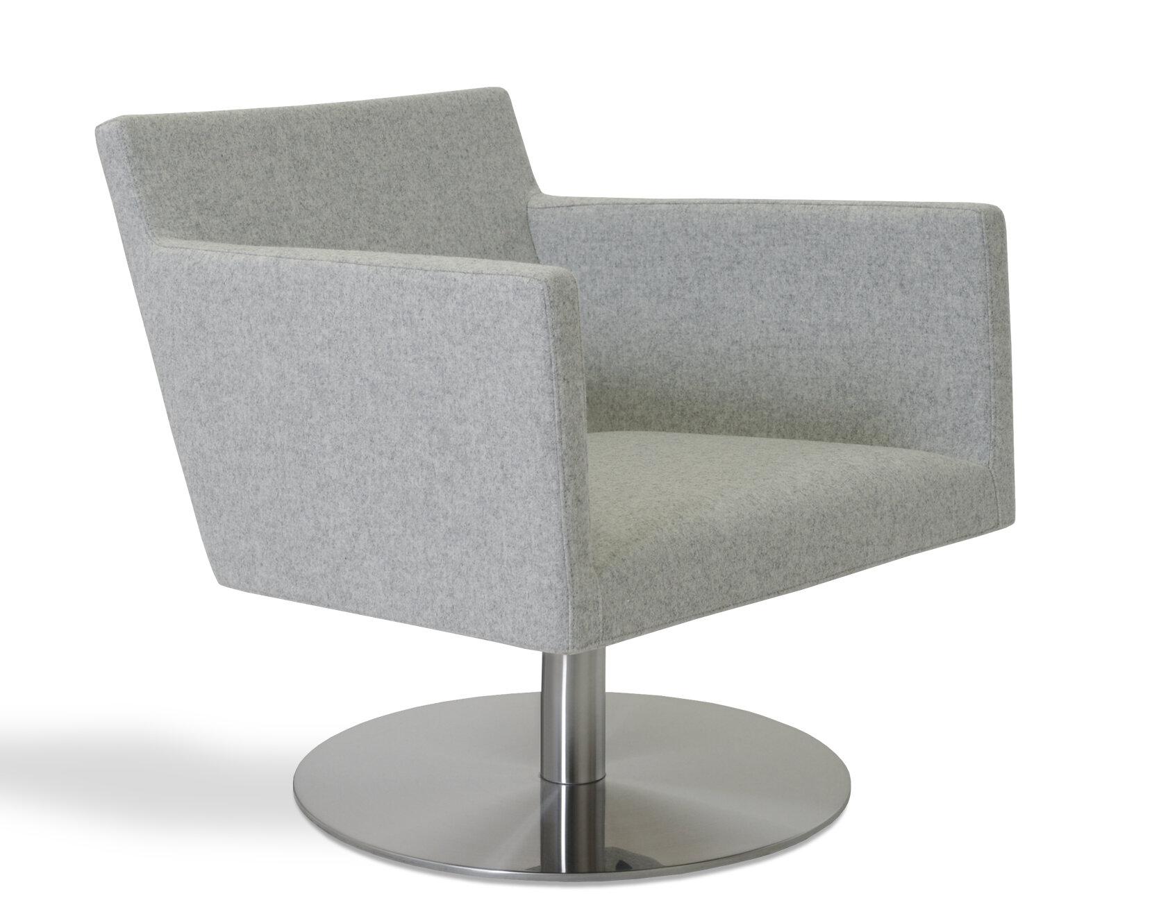 harput swivel armchair