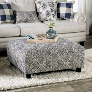 Chaves Square Ottoman by Darby Home Co