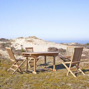Capri 4 Seater Dining Set Image