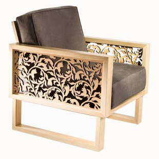 Hermann Armchair by Bloomsbury Market
