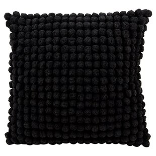 Janik Pom Pom 100% Cotton Throw Pillow