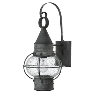 Jolie 1-Light Outdoor Wall Lantern