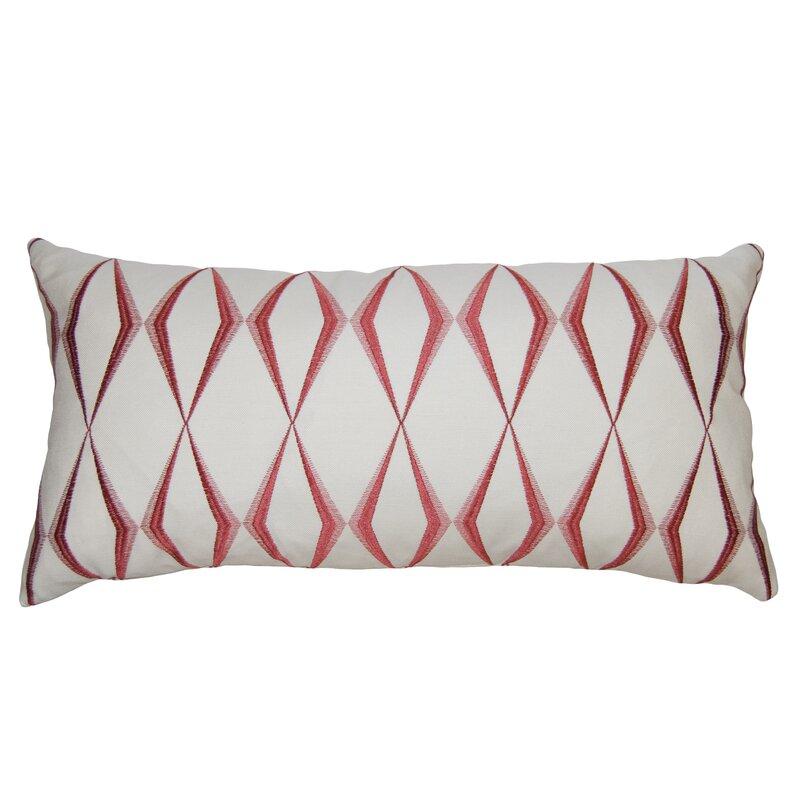 Square Feathers Diego Diamonds Pillow Wayfair