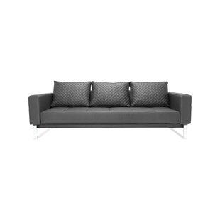Cassius Quilt Deluxe Convertible Sofa