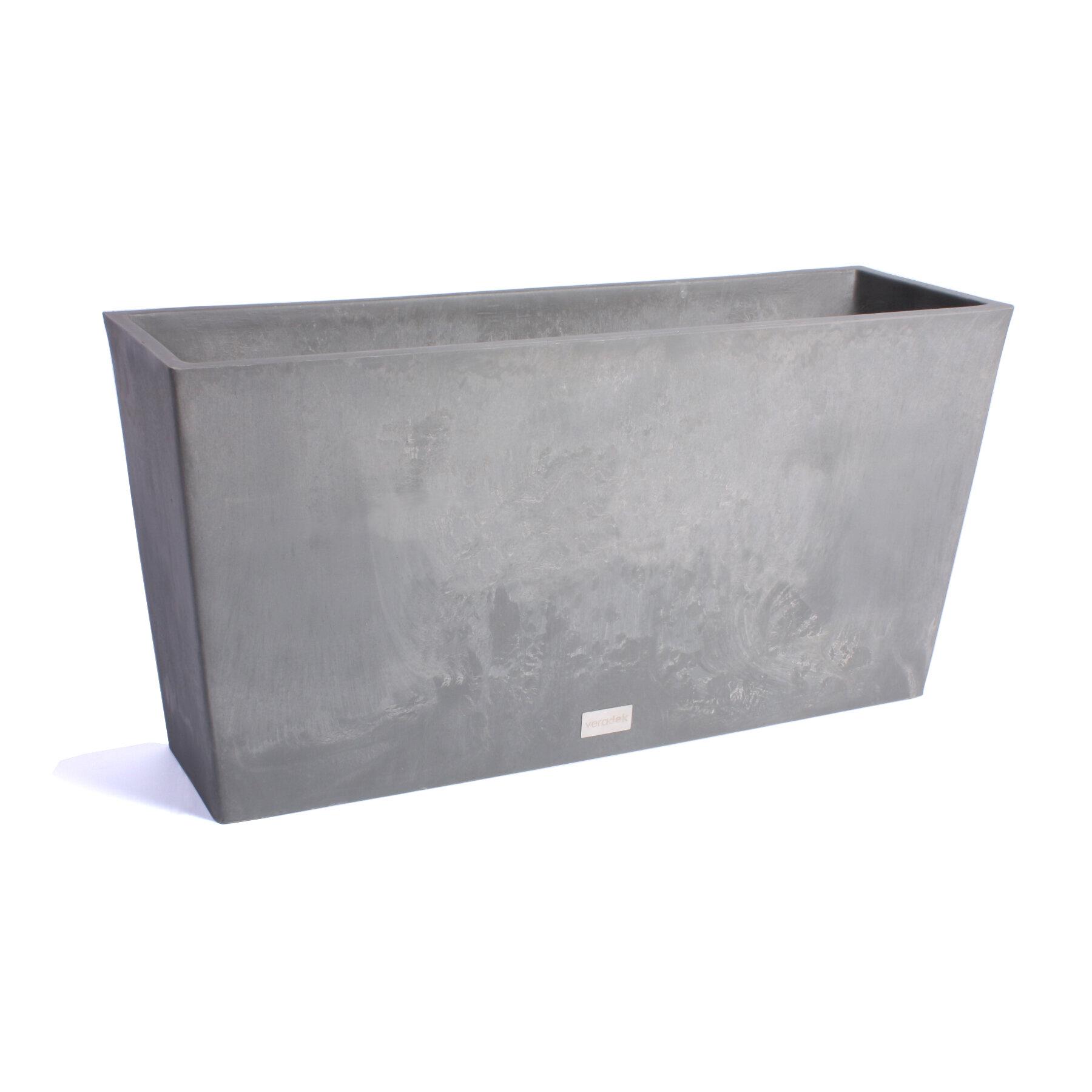 Midori Plastic Planter Box Reviews Allmodern