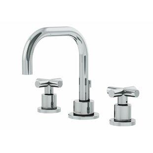 Symmons Dia Widespread Standard Bathroom Faucet Double Cross Handle