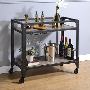 Miramar Bar Cart by Williston Forge