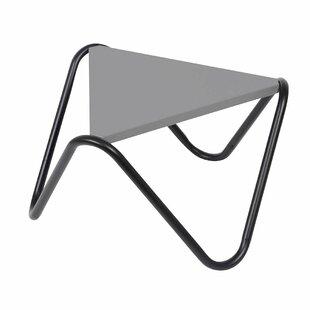 Vogue Steel Side Table By Lafuma