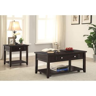 Red Barrel Studio Donner 2 Piece Coffee Table Set