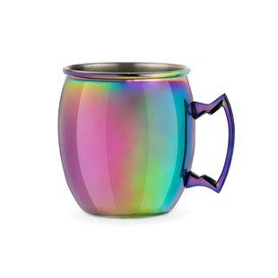 Mirage™ 16 oz. Iridescent Moscow Mule Mug