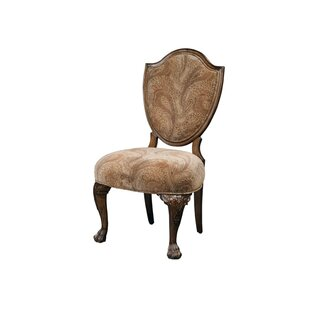 Darwen Upholstered Dining Chair Fleur De Lis Living