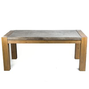 Galghard Stone/Concrete Dining Table by 1..