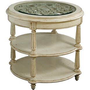 Lark Manor Daniella Round End Table