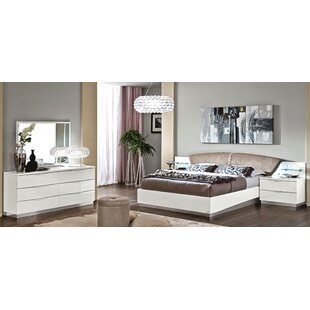 Ozan Queen Panel 3 Piece Bedroom Set