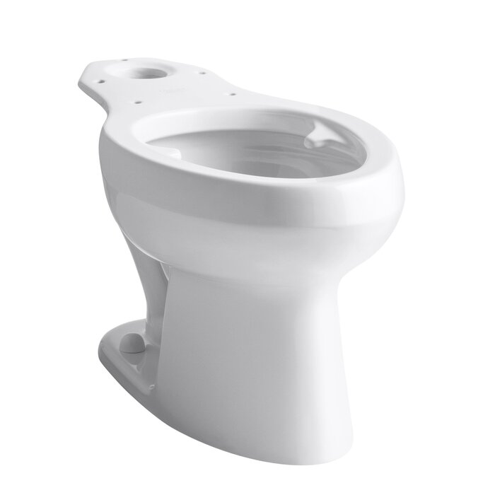 Kohler Wellworth Toilet >> Wellworth Toilet Bowl With Pressure Lite Flushing Technology And Bed Pan Lugs
