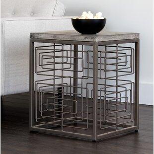 Sunpan Modern Solterra End Table