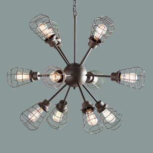 Anso 12-Light Chandelier