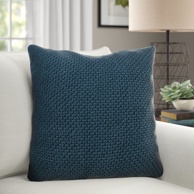 Birch Lane Bogner Cotton 20 Throw Pillow Birch Lane