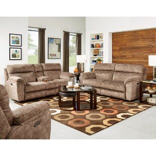 Sedona Reclining Loveseat by Catnapper Design