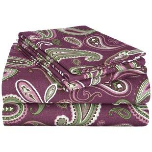 Simple Luxury 100% Cotton Flannel Sheet Set