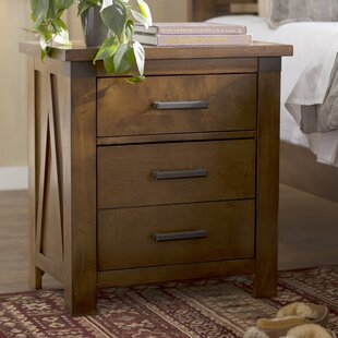 Cergy 2 Drawer Nightstand