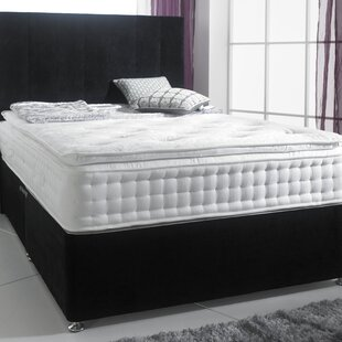 Aurora Pocket Sprung Divan Bed By Mercury Row