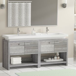 Gaynelle 63 Double Bathroom Vanity Set by Orren Ellis